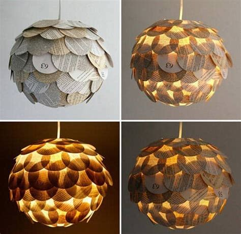 20 Interesting Do It Yourself Chandelier and Lampshade