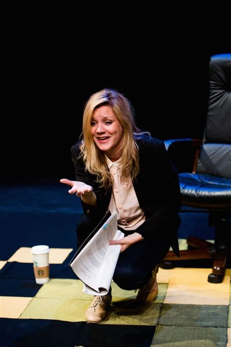 Review: Olivia Poulet pitches perfect satire and farce in
