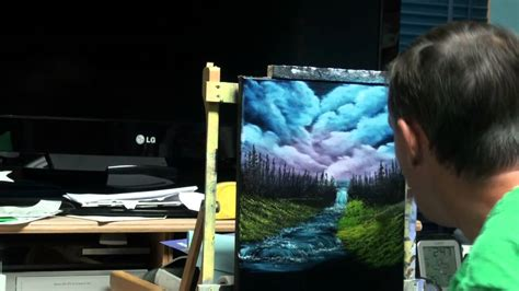 Mouth Painting - Bob Ross's - Season 2 - Episode 11