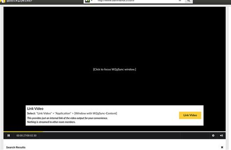 How to use W2gSync - Watch2Gether Docs - Watch2Gether