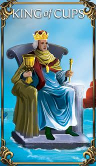 King of Cups - Tarot Card Meaning   AstrologyAnswers