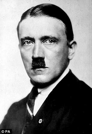 Adolf Hitler's first biography was written by himself