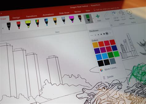 Microsoft shows the power of its Pen with a new Whiteboard