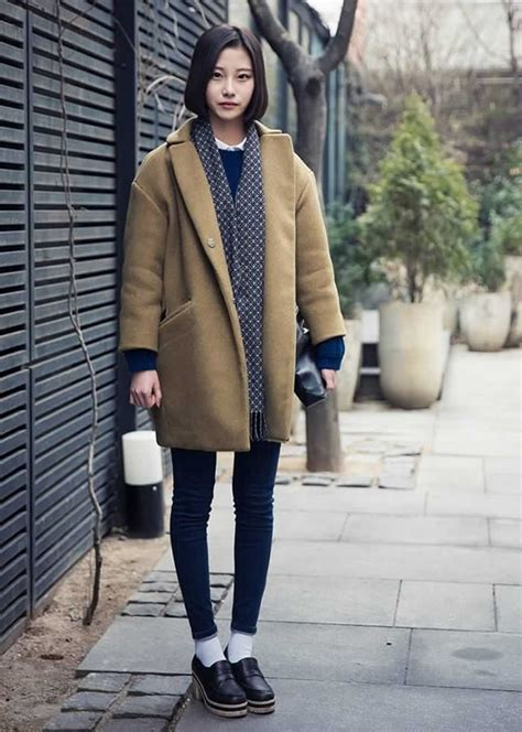 Korean winter style review | Shopping Guide