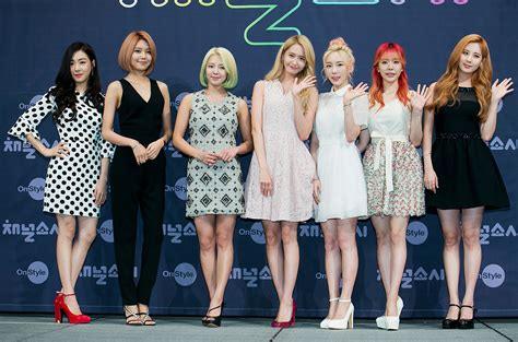 K-Pop Group Girls' Generation Team with 'Better Late Than
