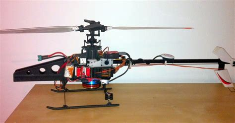 RCSchim: Naza H - Helicopter Flybarless System NOT for the