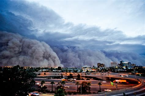 Governor Ducey Proclaims Monsoon Awareness Week | Office
