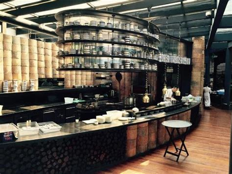 barefoot cafe open kitchen - Picture of InterContinental