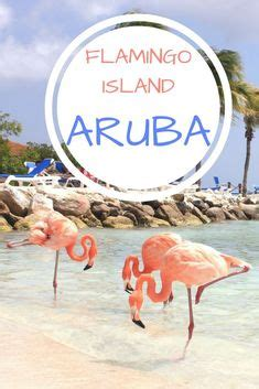 Map of Aruba showing where things are located on the