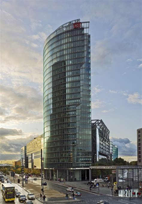 Sony Center Berlin | Architecture Style