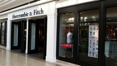 Abercrombie & Fitch and Hollister stores may get brighter