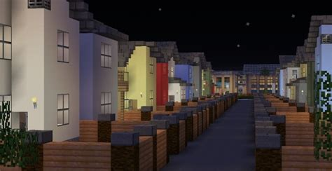 Greenfield – The Most Realistic Modern City In Minecraft