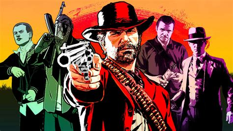The DNA Of Red Dead Redemption 2 - Quickdraw - GameSpot