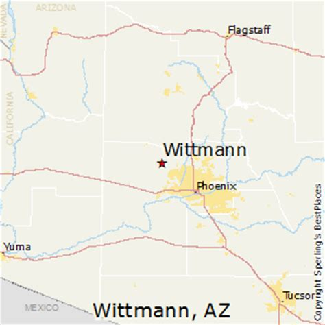 Best Places to Live in Wittmann, Arizona