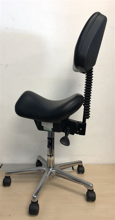 Bambach Saddle Seat Chair – Predominantly Office