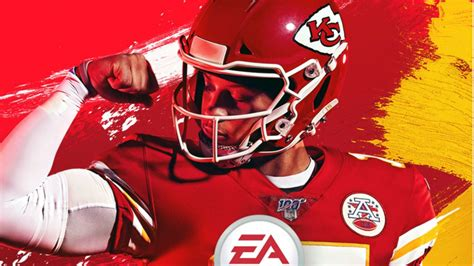 Madden 20 cover vote: the 9 players Patrick Mahomes beat