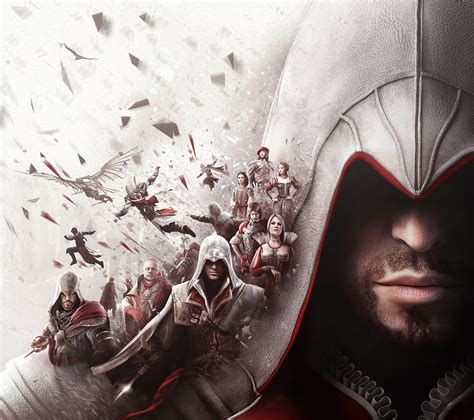 Assassin's Creed The Ezio Collection finally confirmed for