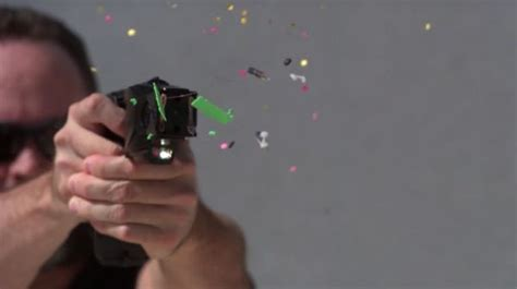 CAROLINA NATURALLY: Why Is There Confetti In So Many Taser