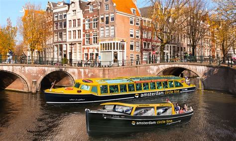 Bootstour durch Amsterdam - Amsterdam Circle Line   Groupon