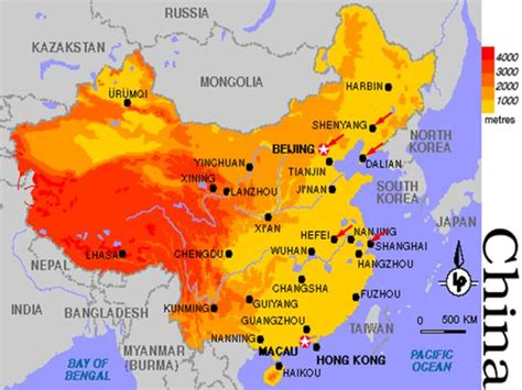 China - Country Profile, Key Facts and Original Articles