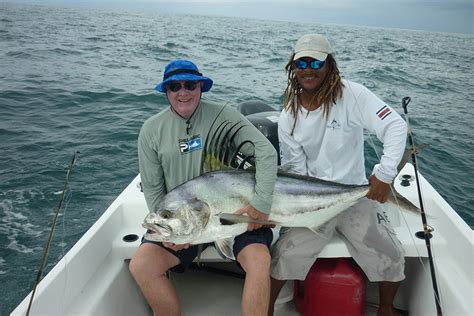 Rooster Fish Costa Rica