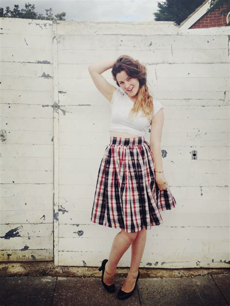 How to sew a gathered skirt – By Hand London