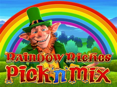 Rainbow Riches Pick n Mix - PlayMillion | Play the best