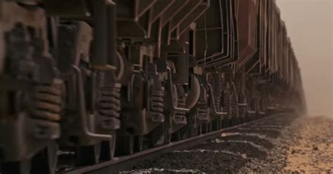 This Sahara Railway Is One of the Most Extreme in the