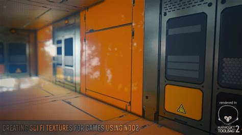 Creating Sci Fi Textures Using nDo2 Part 1 - YouTube