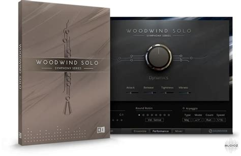 Download Native Instruments SYMPHONY SERIES WOODWIND SOLO