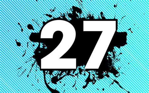 Number 27 in Numerology and It's Meaning - Astronlogia