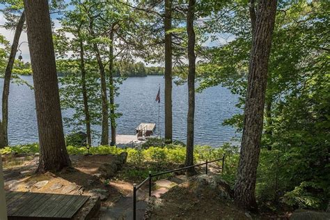 Single Family Home for Sale at The Cottage on Sebago Lake