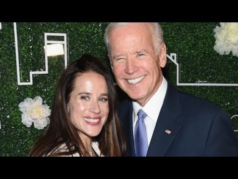 The truth about Ashley Biden's husband