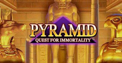 Win legendary jackpots, in the Pyramid: Quest for