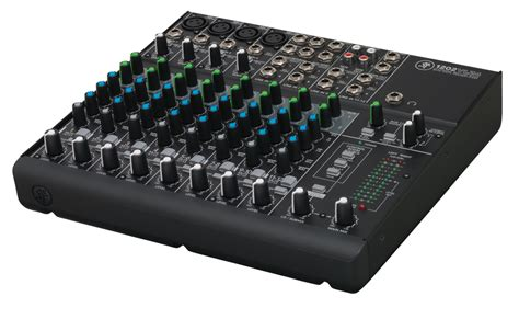 Mackie - 1202VLZ4 12-Channel Compact Mixer and more