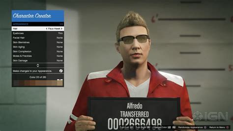 GTA 5's New Character Customization - IGN Plays - IGN Video