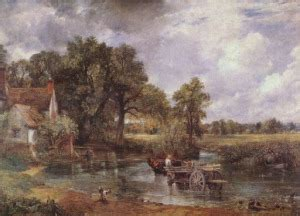 John Constable – A Readmill of my mind