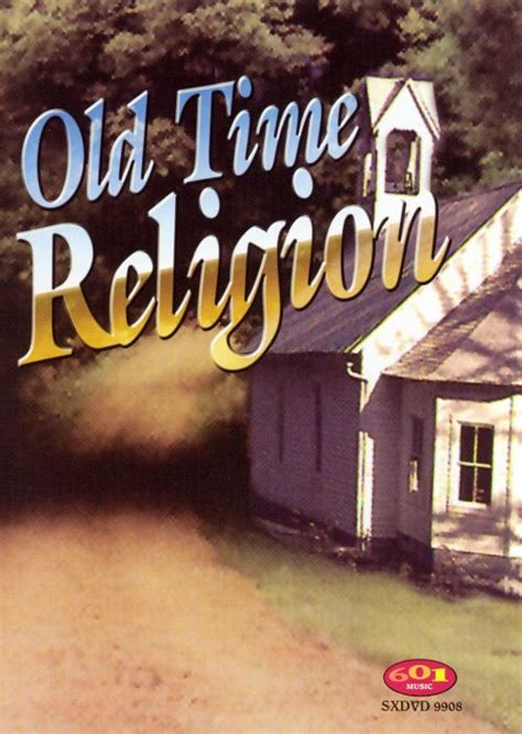 Old Time Religion [DVD] - Various Artists | Songs, Reviews