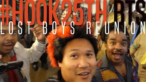 Hook25th Lost Boys Reunion! Behind the Scenes of the